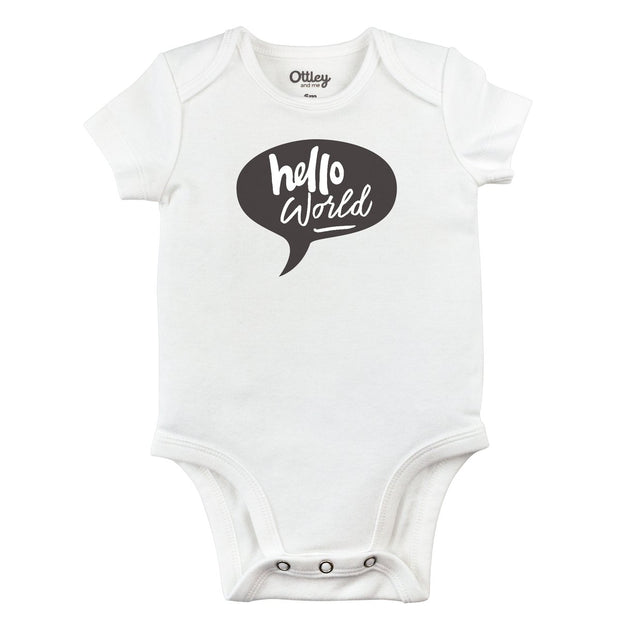Bodysuit | Hello World