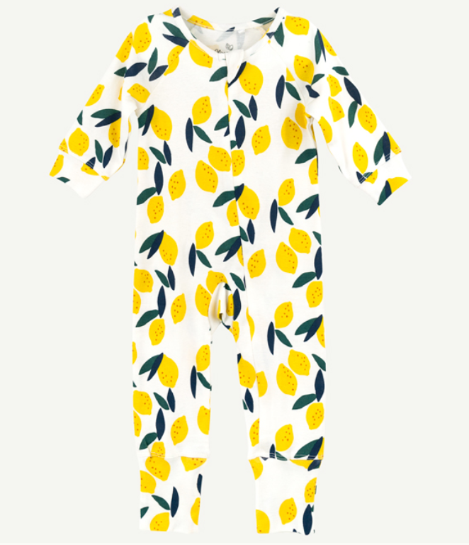 Lemon Lemon Union Suit