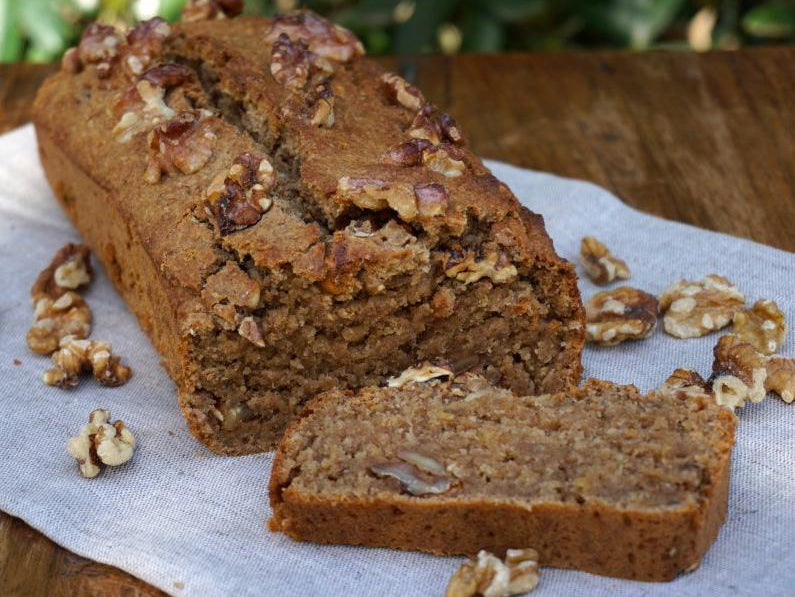 Protein Chocolate & banana Bread
