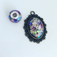 Load image into Gallery viewer, Cremation Ashes Keepsake Bead