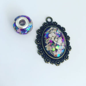 Cremation Ashes Keepsake Bead
