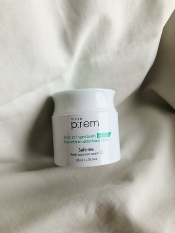 MAKE P:REM SAFE ME RELIEF MOISTURE CREAM