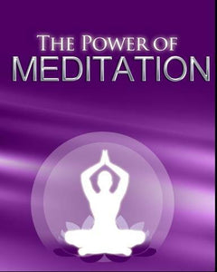 Ebook - The Power of Meditation