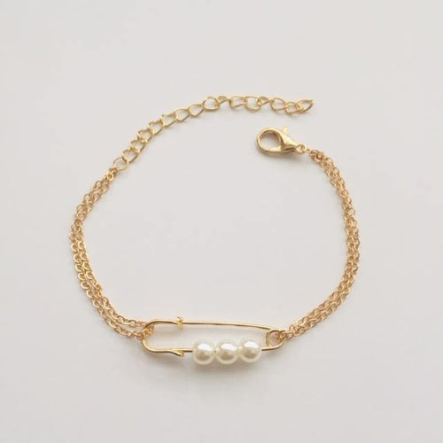 Amida gold chain Anklet (free gift bag)