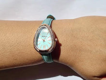 Load image into Gallery viewer, Kayla Turquoise watch (free gift box & an extra free battery)