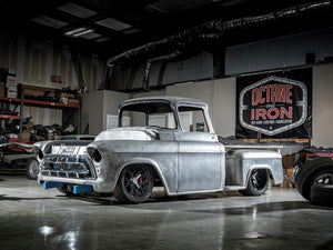 Octane and Iron built 1957 Chevrolet Truck