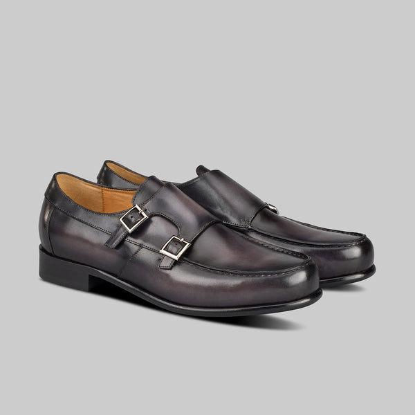 Clifton monk strap loafer