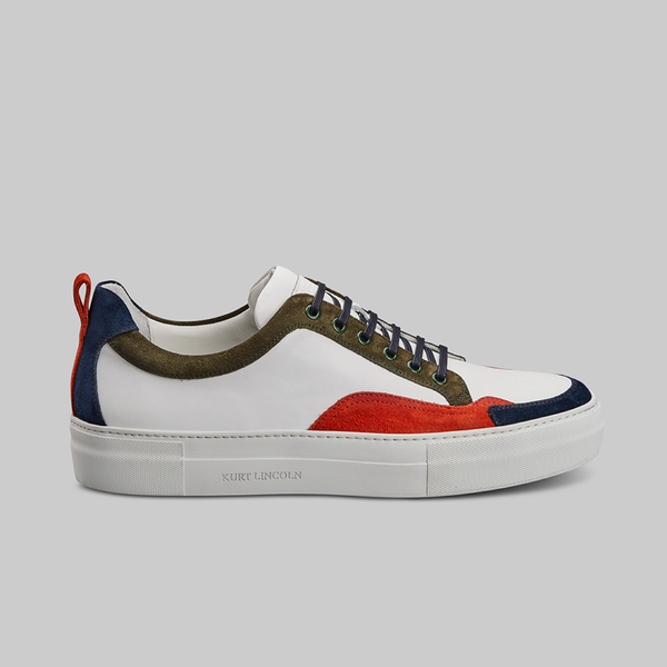 MULTI COLOUR LOW TOP SNEAKERS - official website - shoes and accessories