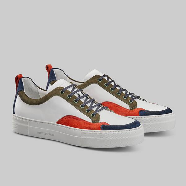MULTI COLOUR LOW TOP - official website - shoes and accessories