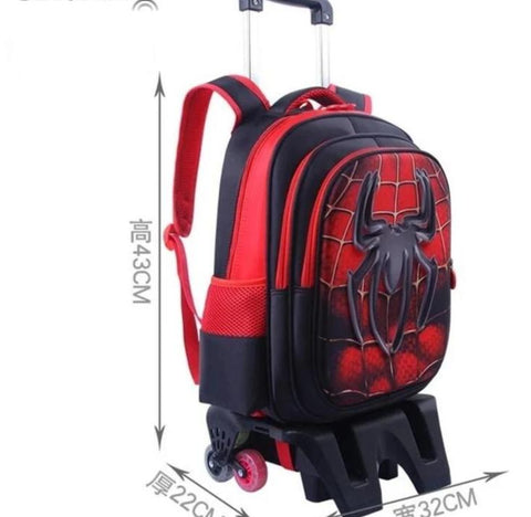 Special School Backpack with Wheels