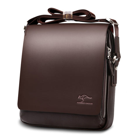 Kangaroo Brand Messenger Bag