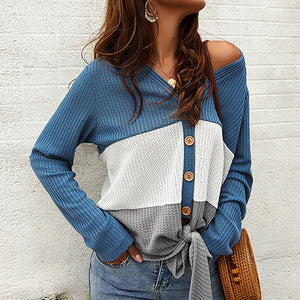 Button Knitted Casual Sweater Jumper Women Stripe Harajuku Korean Bow Female Plus Size Cardigans