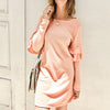 Women Fashion Ruffle Knit Short Dress Female Long Sleeves Short Sweater Dress Vestido Plus Size