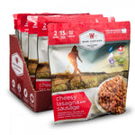 6ct Pack - Outdoor Cheesy Lasagna (2 Serving Pouch)
