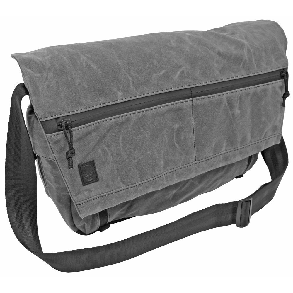 Ggg Wanderer Messenger Bag Charcoal