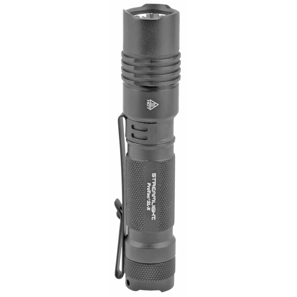 Strmlght Protac 2l-x Dual Fuel Blk EDC Flashlight