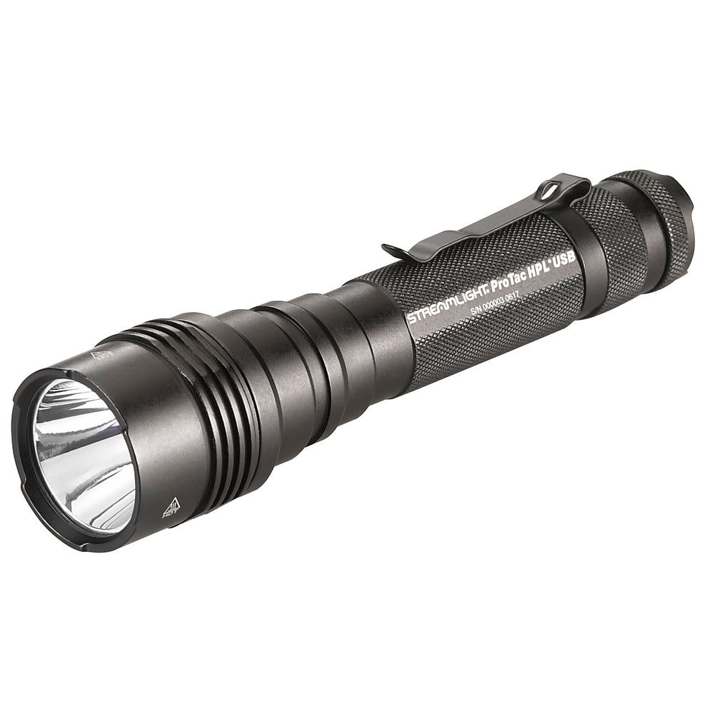 Strmlght Protac Hpl Usb Blk Tactical Flashlight