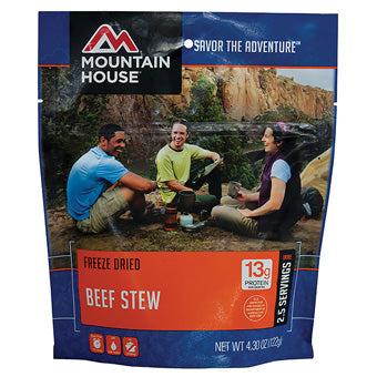 Mountain House Entrees Hearty Stew w/ Beef