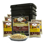 Wise Food Supply 120 Serving Entree Only Grab & Go Bucket