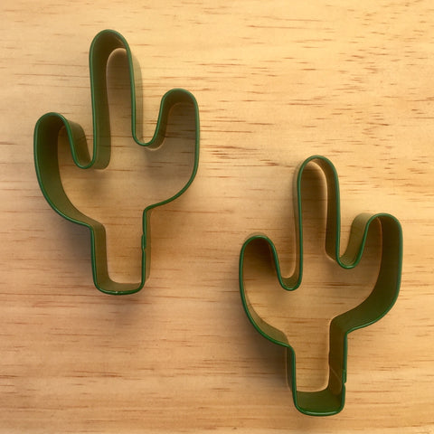Cactus Play Dough and Cookie Cutter