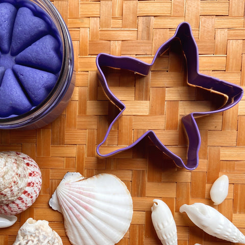 Sea Star Dough Cutter
