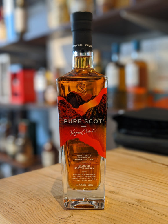 Bladnoch Pure Scot Virgin Oak