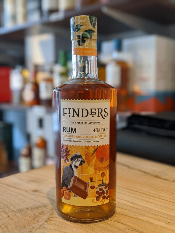 Finders Coffee & Chocolate Spiced Rum