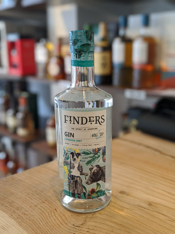 Finders Gin