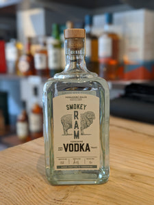 Yorkshire Dales Distillery Smokey Ram Vodka