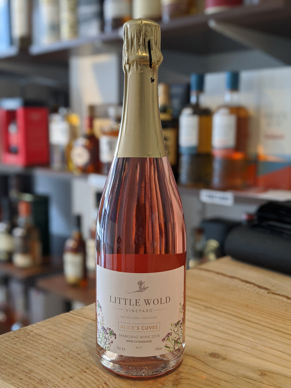 Little Wold Alice's Cuvee Sparkling Rose