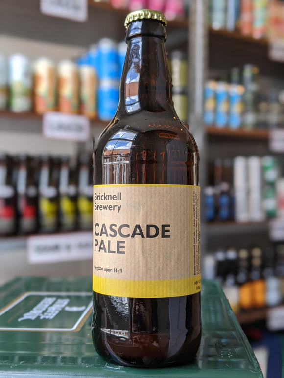 Bricknell Brewery Cascade Pale