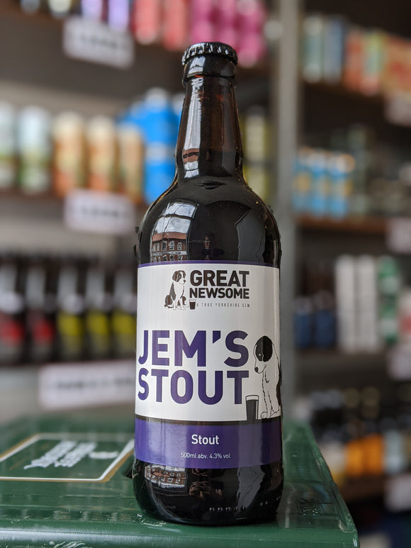 Great Newsome Jems Stout