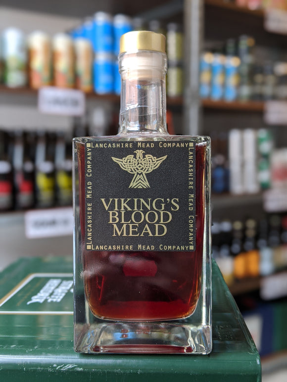 Viking's Blood Mead