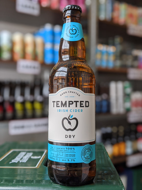 Tempted Dry Cider