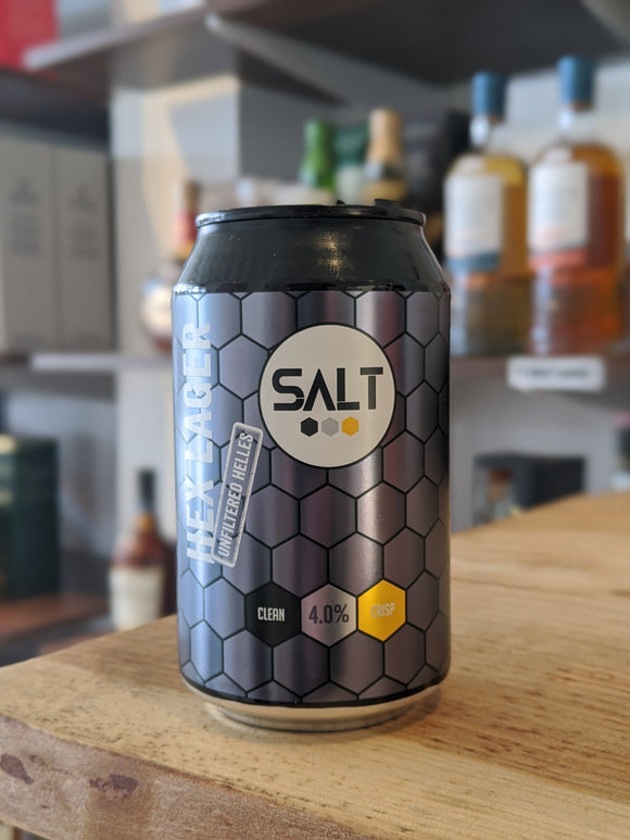 SALT Hex Lager