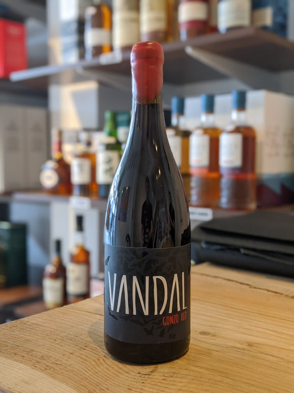 Vandal Wines Gonzo Red