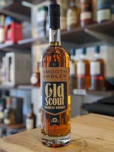 Smooth Ambler Old Scout American Whiskey
