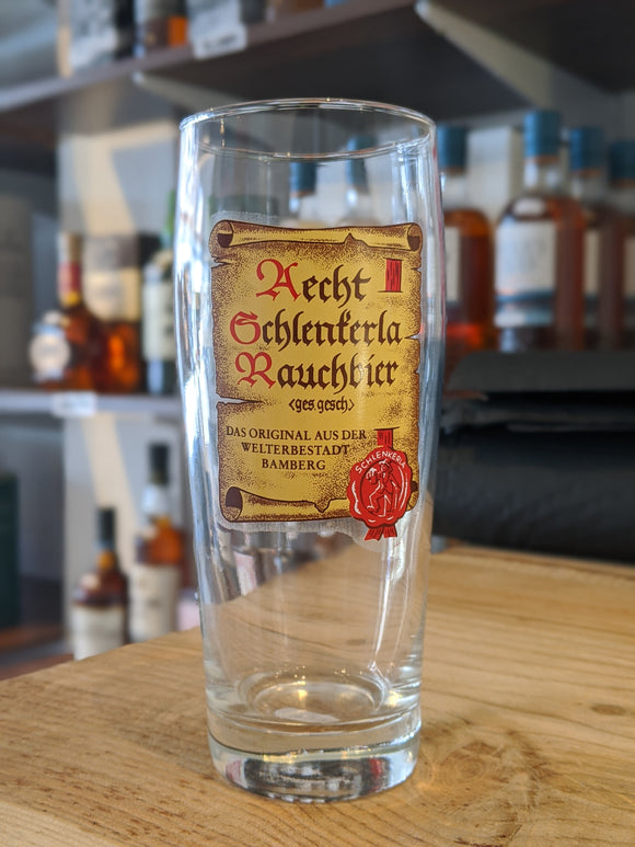 Schlenkerla Rauchbier Glass