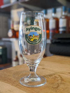 Ayinger Half Pint Glass