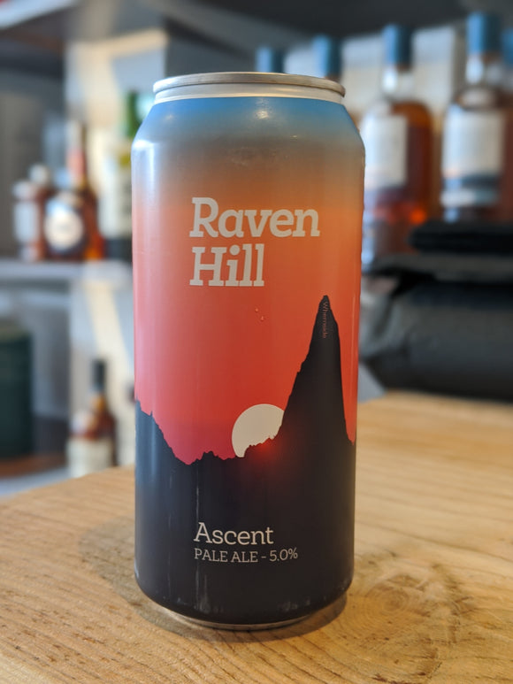 Raven Hill Ascent Pale Ale