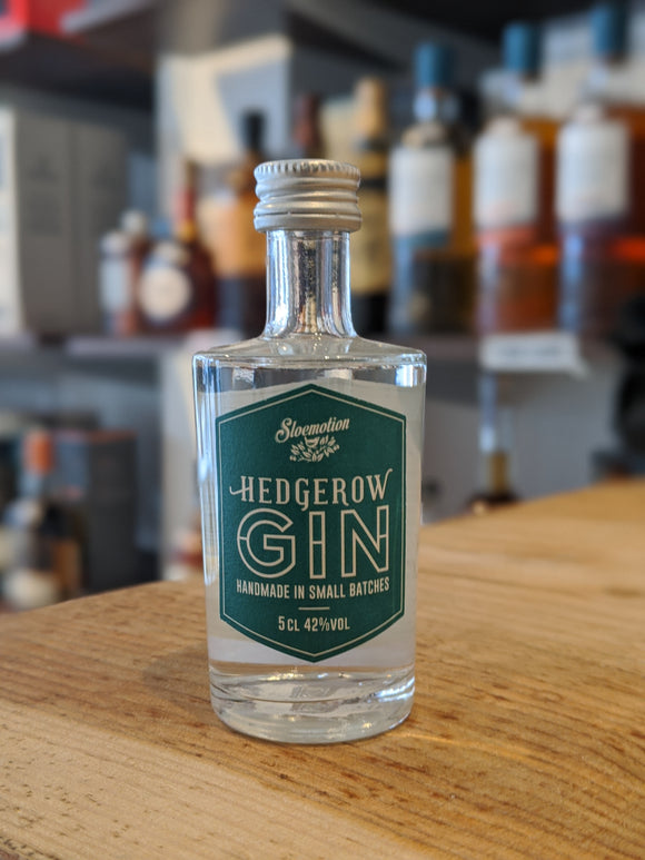 Hedgerow Gin Miniature