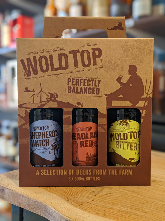 Wold Top Gift Set
