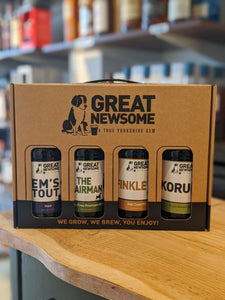Great Newsome 4 Bottle Gift Set