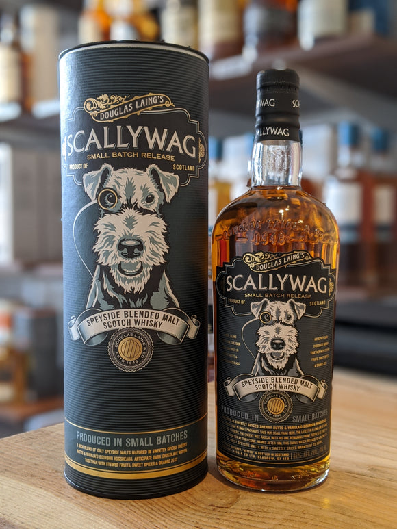 Scallywag Blended Malt