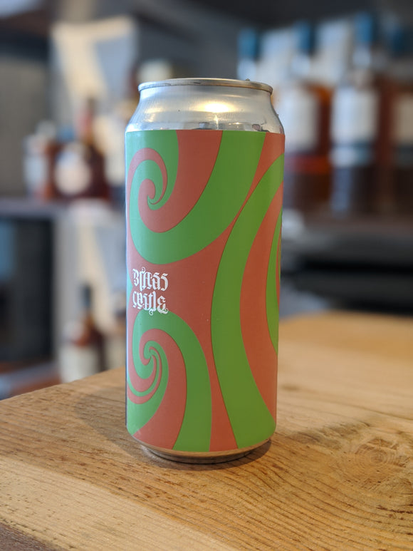 Brass Castle Fruit Lupe (Chinook-Grapefruit)