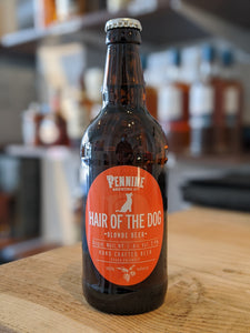 Pennine Brewing Hair Of The Dog Blonde