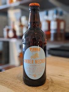 Pennine Amber Necker Session Ale