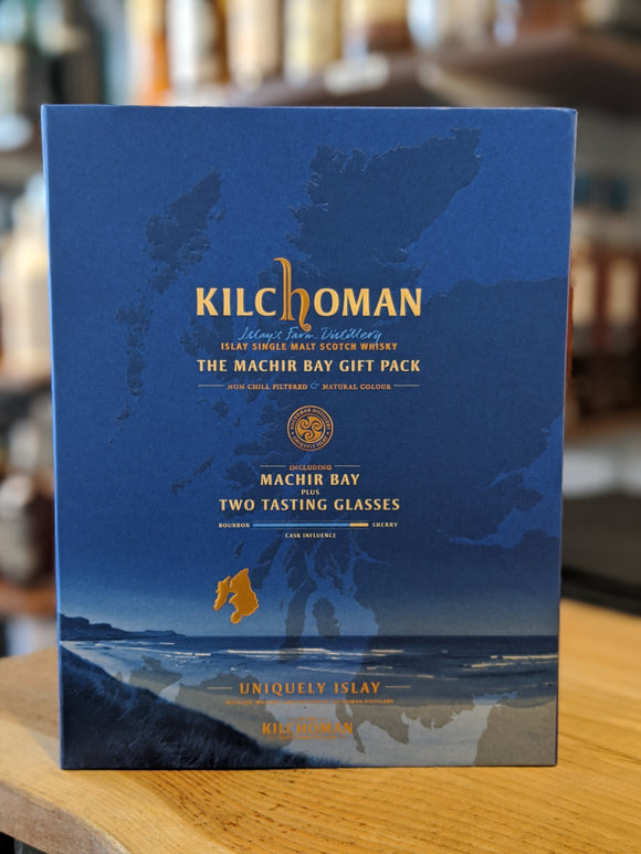 Kilchoman Machir Bay Gift Set
