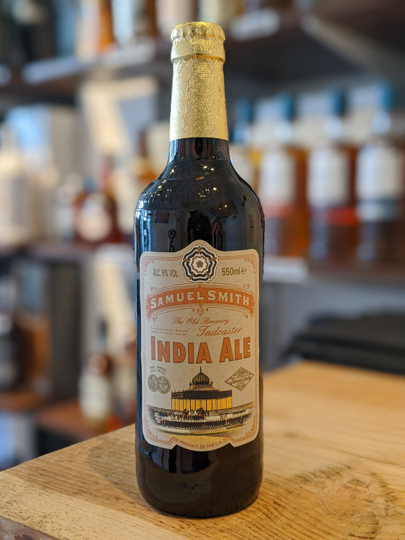 Sam Smiths India Ale