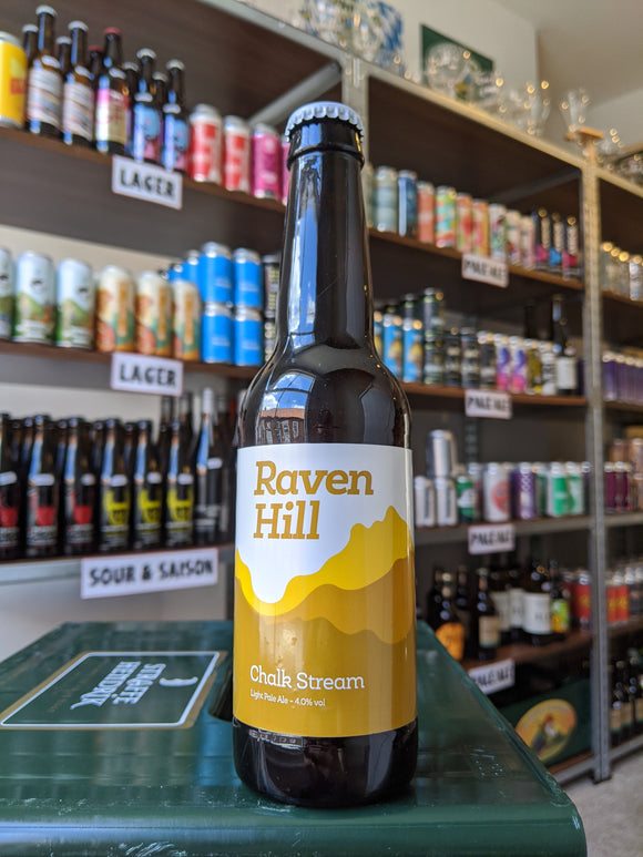 Raven Hill Chalk Stream Blonde (Out of Date)